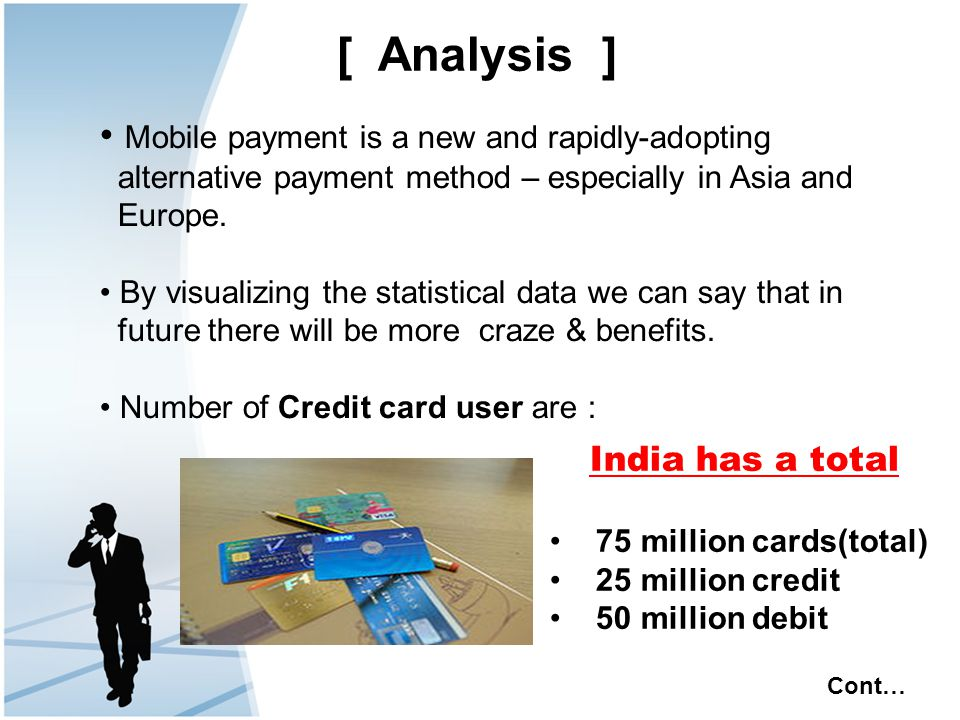 [ Analysis ] Mobile payment is a new and rapidly-adopting
